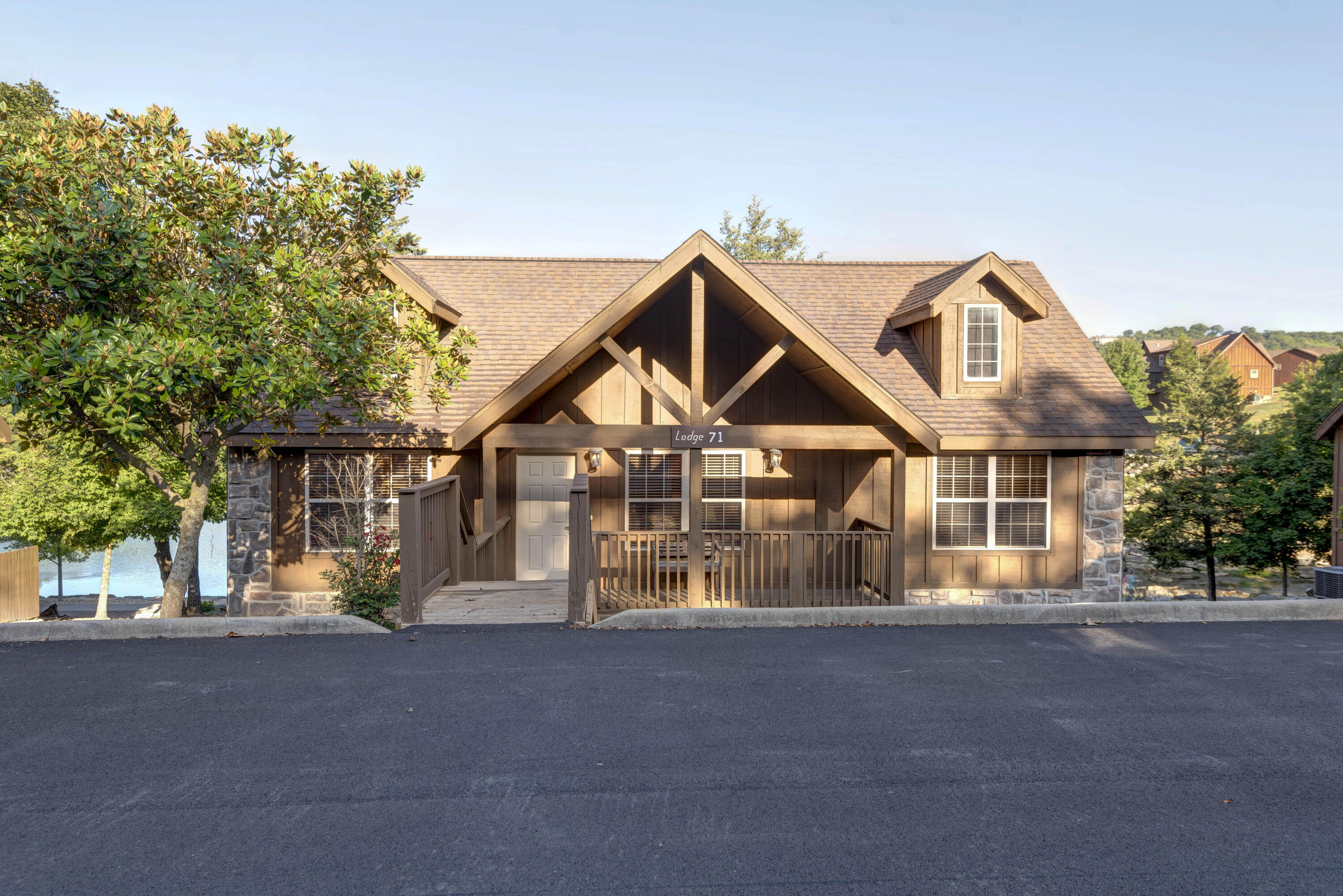 89 Cantwell Lane UNIT Lodge 71 Branson West, MO 65737