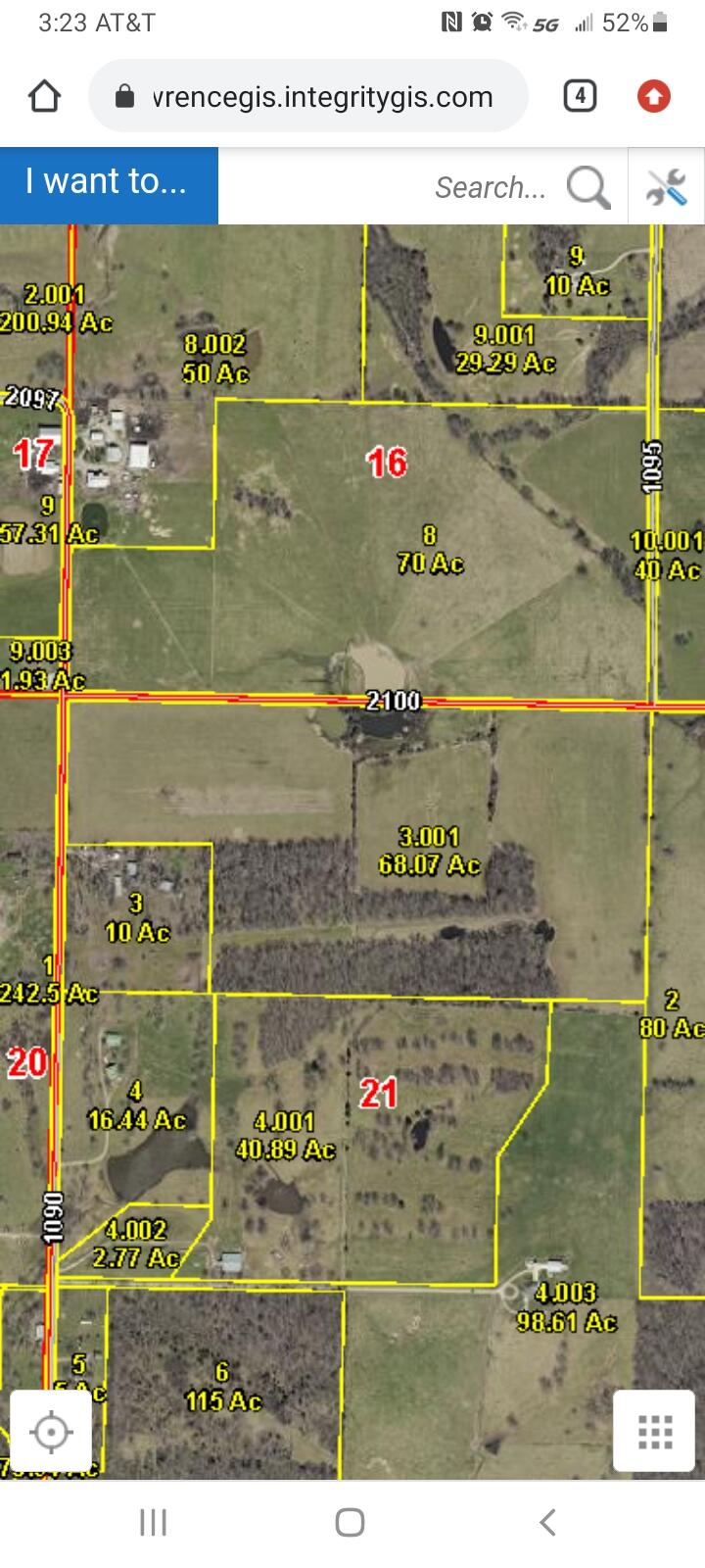 Tract 1 Lawrence Mt. Vernon, MO 65712