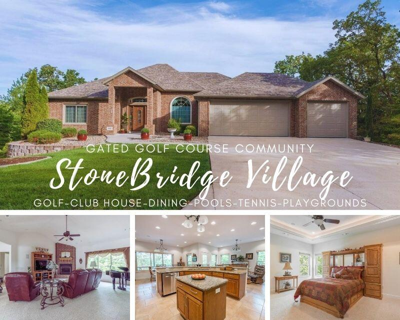 842 Silver Cliff Way Branson West, MO 65737
