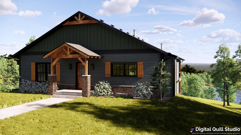 24 Cindy Lane Indian Point, MO 65616