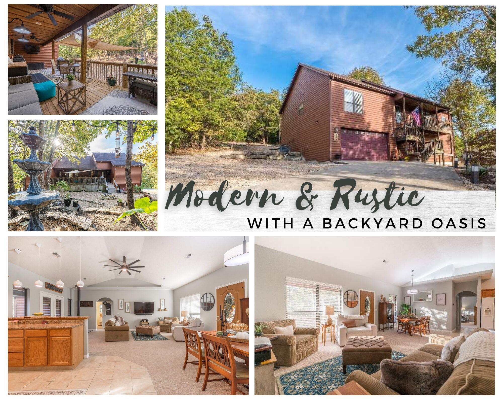 280 Pine Woods Village Drive Hollister, MO 65672
