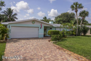 1109 Seminole Drive, Indian Harbour Beach, FL 32937
