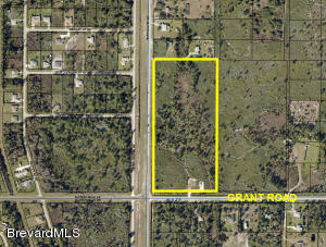90 Grant Road, 0, Palm Bay, FL 32909