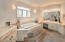 "Master Suite ""Her"" Bath With Wet Bar & Refrigerator"