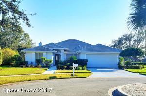 881 Sandhill Crane Court, Rockledge, FL 32955