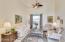 Formal Living Room - Designer Fan