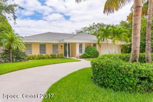 1750 Shore View Drive, Indialantic, FL 32903