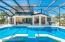 Large Solar Heated Pool & Spa