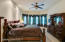 Spacious Master Suite with