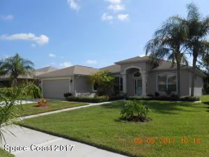 1583 Sun Gazer Drive, Rockledge, FL 32955