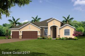 3404 Archdale Street, Viera, FL 32940