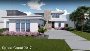 Axis Front Elevation Lot 4 Modern Duran