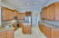 Abundance of Beautiful Cabinets and Granite Countertops