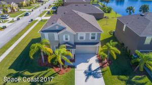 2595 Snapdragon Drive NW, Palm Bay, FL 32907