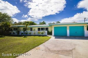 1702 Bayshore Drive, Cocoa Beach, FL 32931