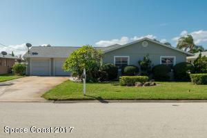 24 Crystal River Drive, Cocoa Beach, FL 32931