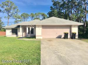 1453 Barton Avenue NW, Palm Bay, FL 32907
