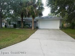 501 Evergreen Street NE, Palm Bay, FL 32907