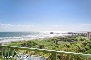 Your view of Cocoa Beach Pier