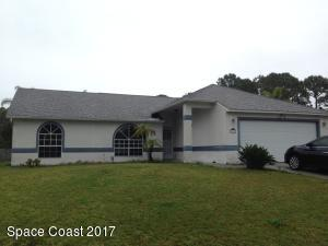 1719 NW Ashcroft Street NW, Palm Bay, FL 32907