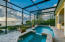 Sparkling Heated Spa and Pool