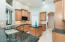 Granite and Gorgeous Wood Cabinets