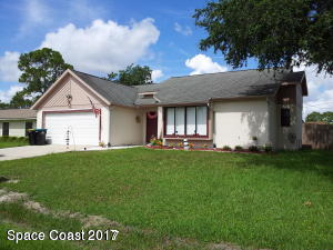 1266 Bedrock Avenue NE, Palm Bay, FL 32907