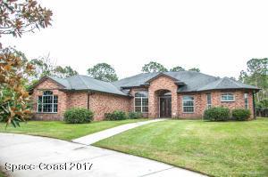1751 Flamevine Place, Grant Valkaria, FL 32950