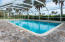 GET YOUR DAILY EXERCISE IN THIS LARGE LAP POOL