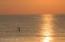 Paddle board at sunrise!