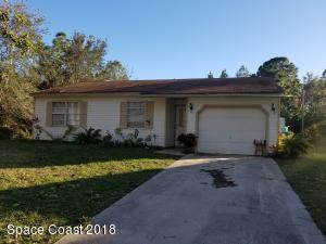 180 SE District Street SE, Palm Bay, FL 32909