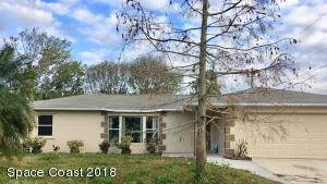 311 Esterbrook Avenue NE, Palm Bay, FL 32907
