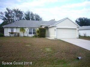 1525 Zaffer Street NW, Palm Bay, FL 32907