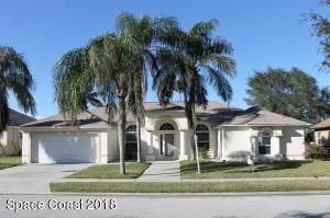 580 Sunset Lakes Drive, Merritt Island, FL 32953