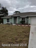 1366 NW Defender Street NW, Palm Bay, FL 32907