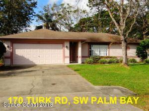 170 Turk Road SW, Palm Bay, FL 32908
