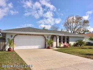 206 W Harbour Drive, Indian Harbour Beach, FL 32937