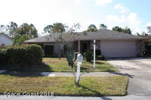 4931 Squires Drive, Titusville, FL 32796
