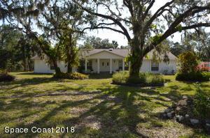525 Hall Road E, Merritt Island, FL 32953
