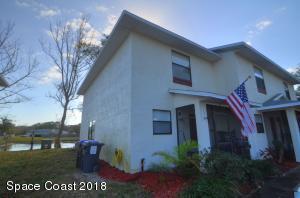 144 Mcneela Drive, 144, Titusville, FL 32796
