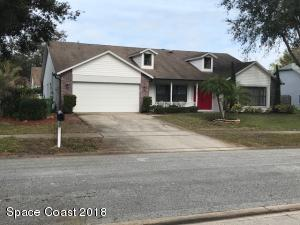 4360 Buttonbush Drive, Titusville, FL 32796
