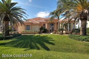 834 Loggerhead Island Drive, Satellite Beach, FL 32937