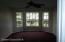 BAY WINDOWS IN MASTER BEDROOM