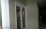 GLASS DOORS TO LIVING ROOM