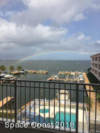 Rainbow View from Balcony