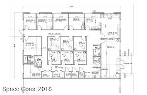 1555 W Nasa Boulevard, B 1 And 2, Melbourne, FL 32901