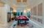 Living Room - 17ft Ceilings