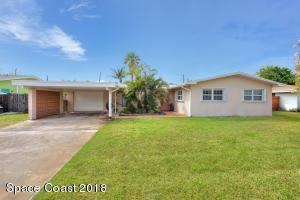 1105 Seminole Drive, Indian Harbour Beach, FL 32937