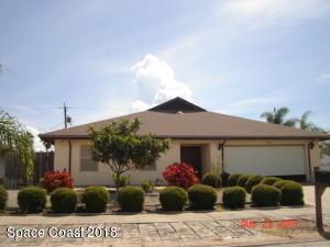 695 Verbenia Drive, Satellite Beach, FL 32937