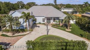 304 S Palm Avenue, Melbourne Beach, FL 32951
